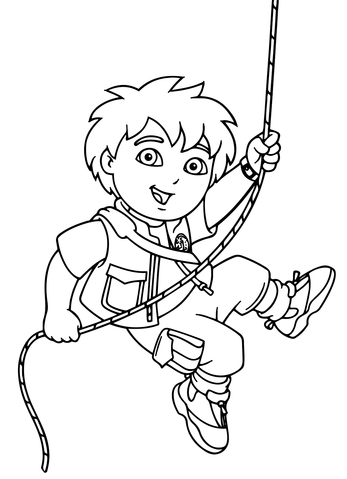 deigo coloring pages - photo#13