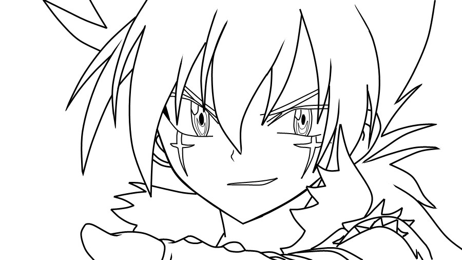 Free Beyblade Coloring Picture