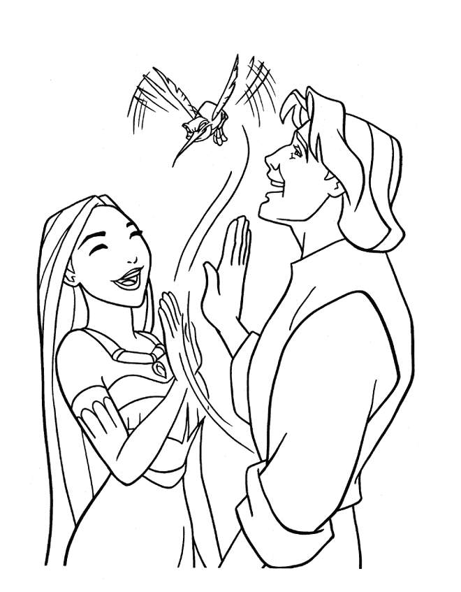 Download Mulan Coloring Pages for Print