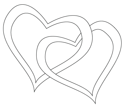 Heart Coloring Pages Free Print