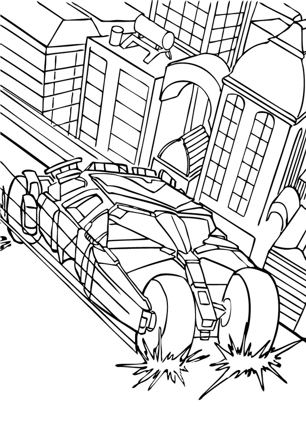 Free atman Coloring Pages to Print