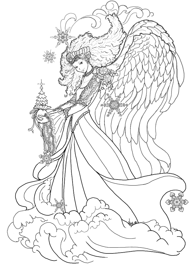 Fairy Coloring Pages 360coloringpages