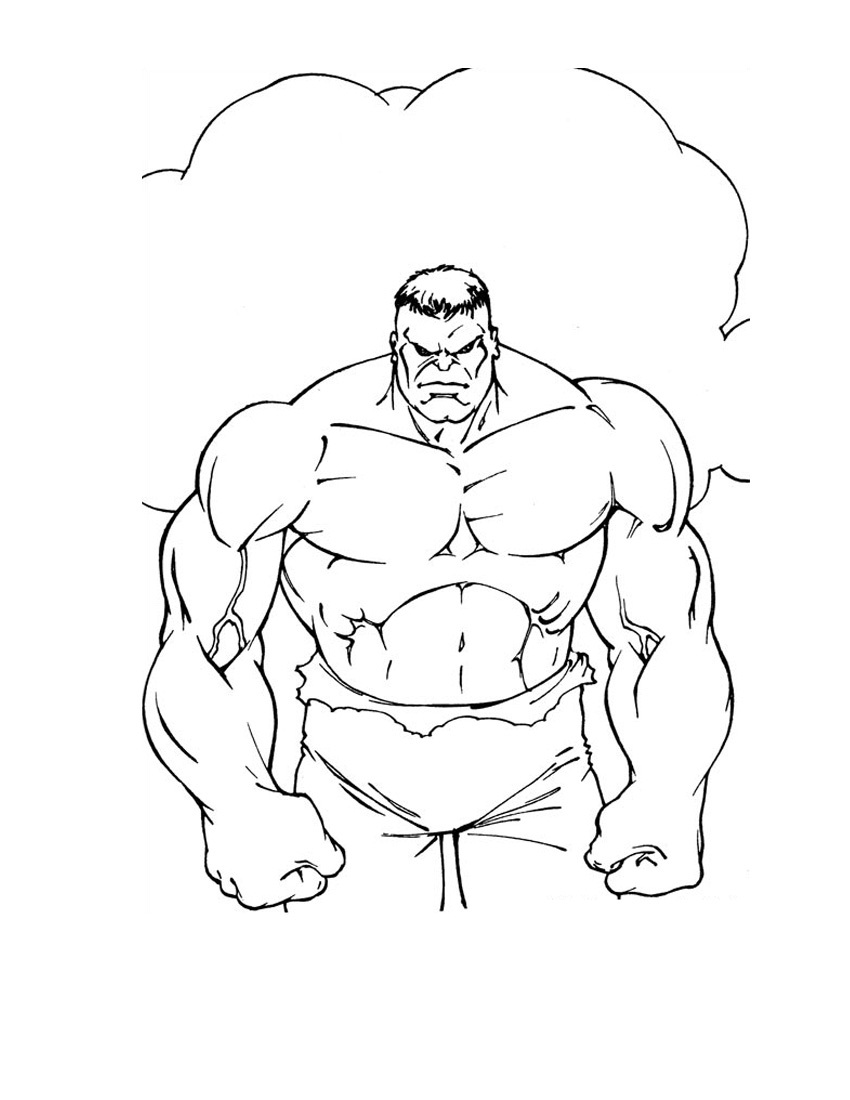 Influential image inside hulk printable coloring pages