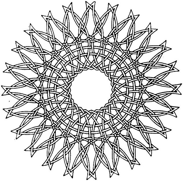 geometric patterns coloring pages - geometric coloring pages 360coloringpages