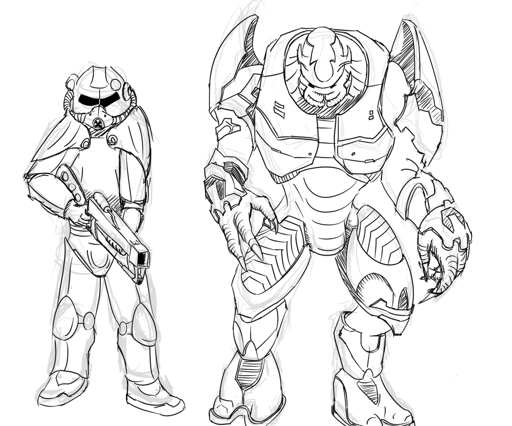 Halo Coloring Pages 360ColoringPages
