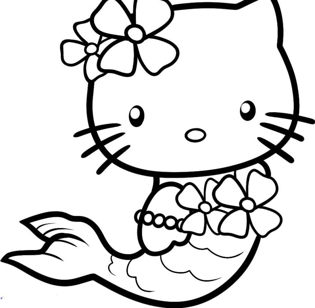 Hello Kitty Coloring Pages Christmas. hello kitty 31 ausmalbilder ... | 1000x1024