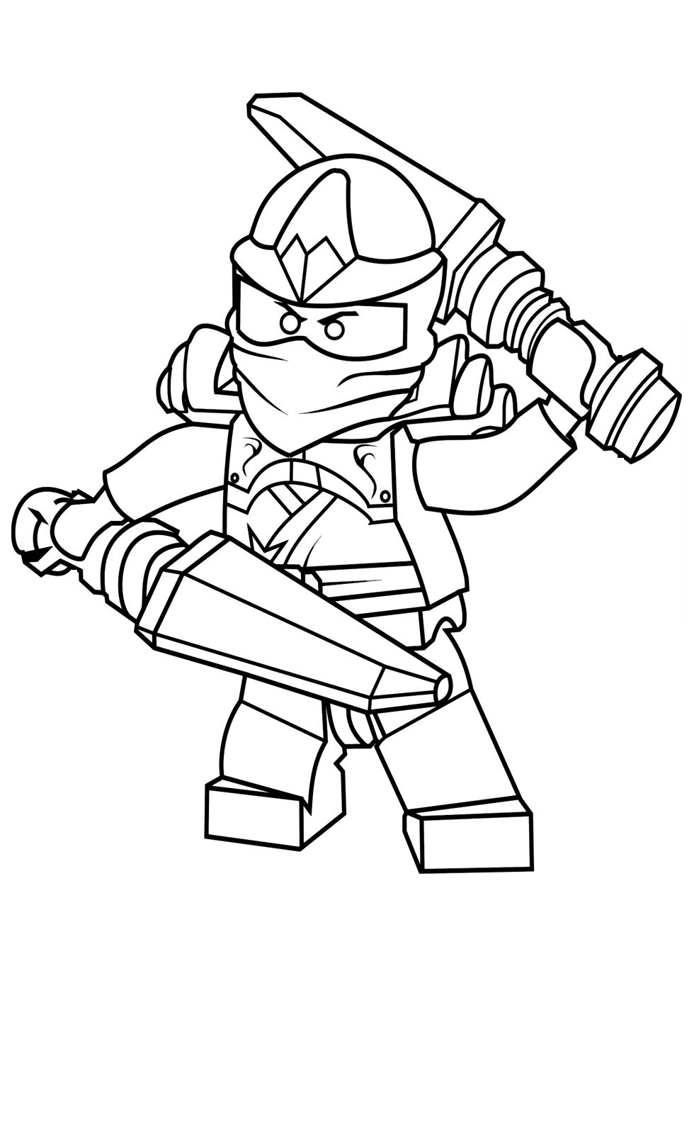 lego ninjago 2014 coloring pages - photo#5