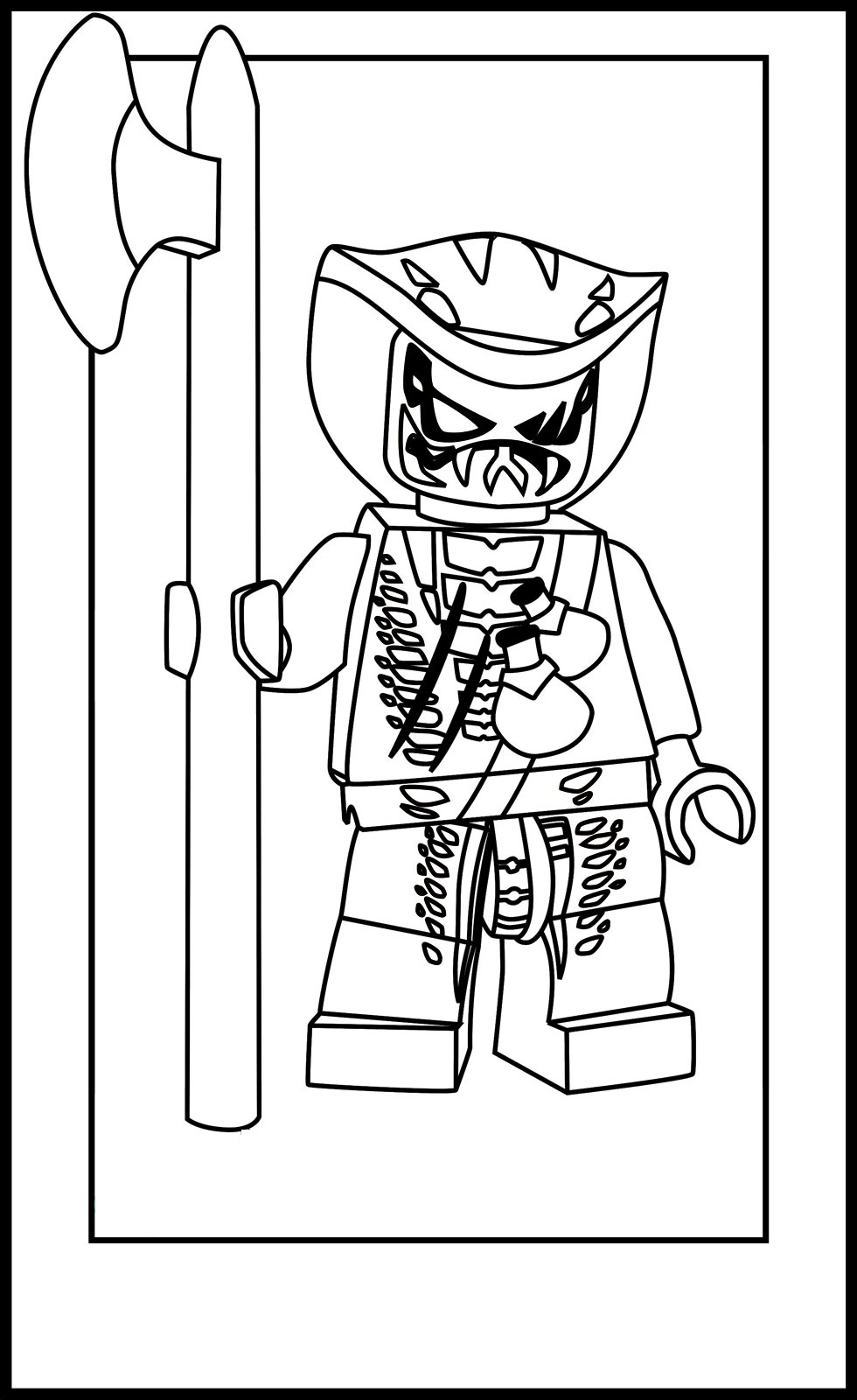 lego ninjago 2014 coloring pages - photo#15