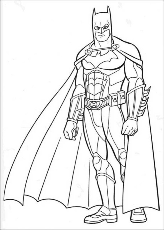 Batman Coloring Pages 360ColoringPages