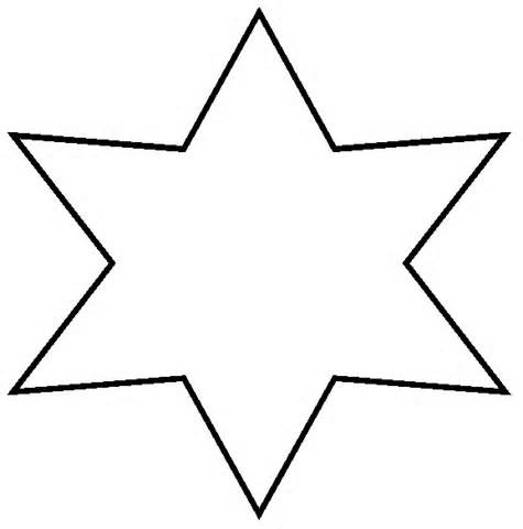 Preschool Star Coloring Pages