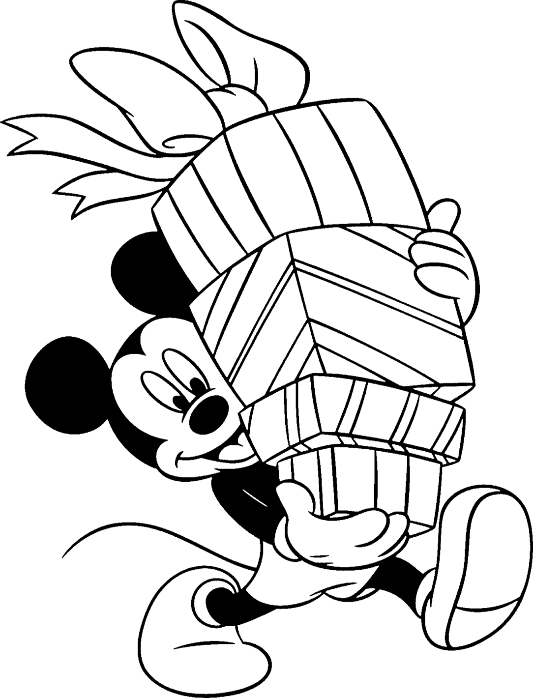 Mickey Mouse Coloring Pages 360ColoringPages