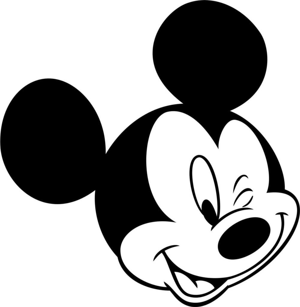 Mickey Coloring Pages to Print