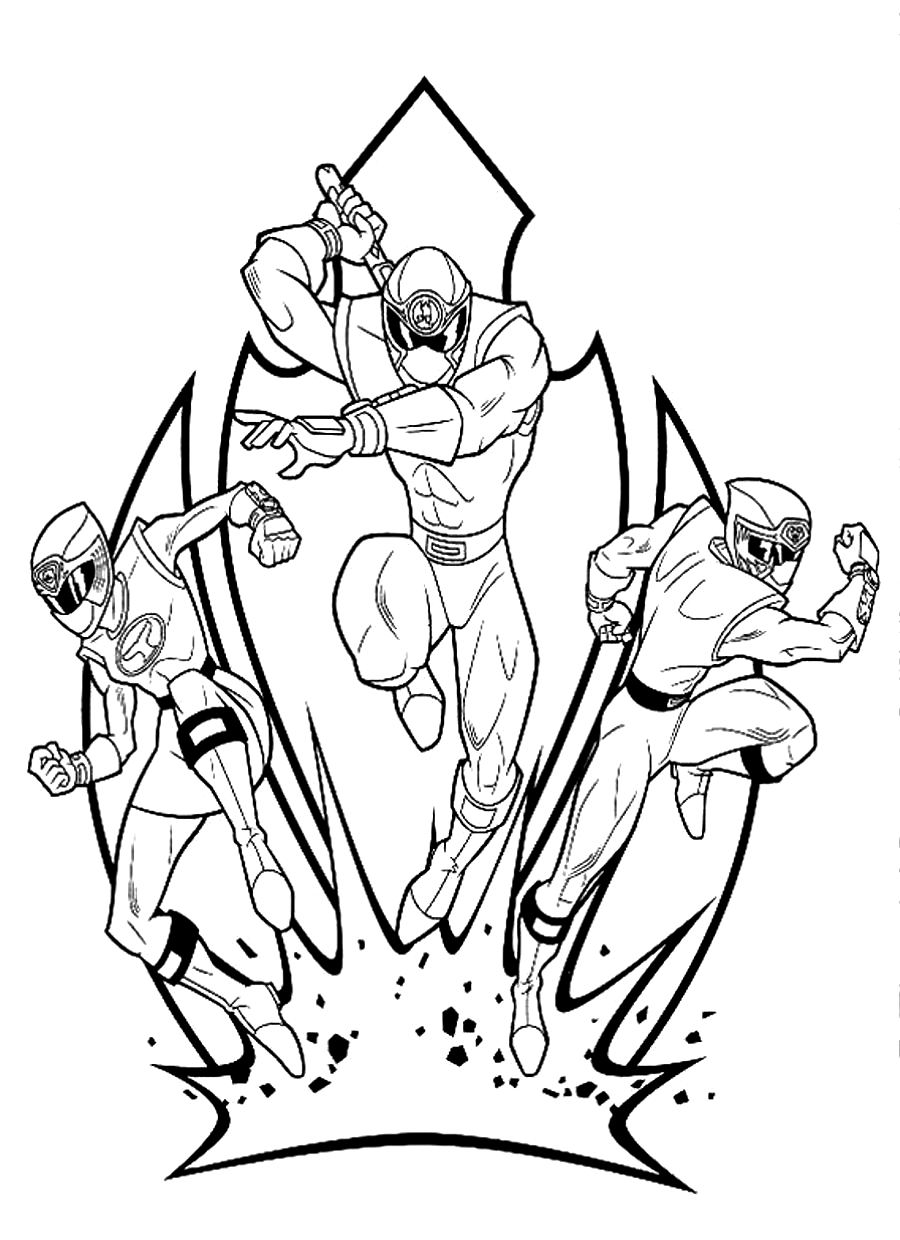 coloring pages power rangers - power rangers coloring pages 360coloringpages