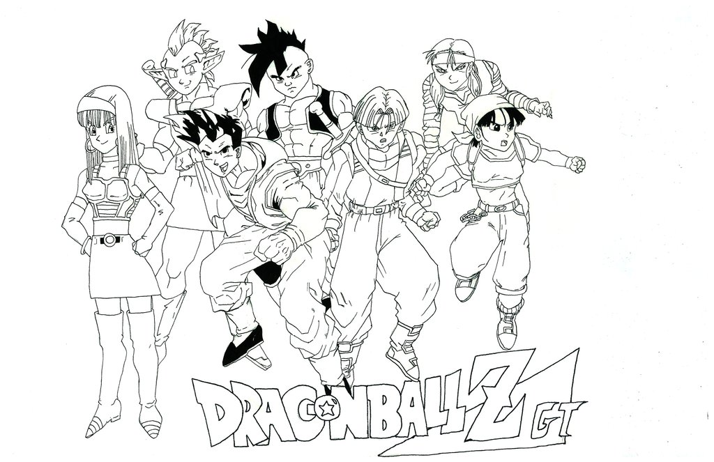 Dragon Ball Z Coloring Pages Printable | Dragon coloring page ... | 663x1024