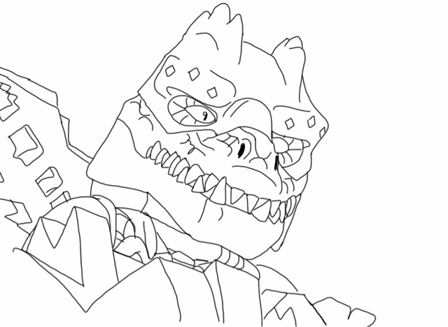 Lego Chima Coloring Pages Free