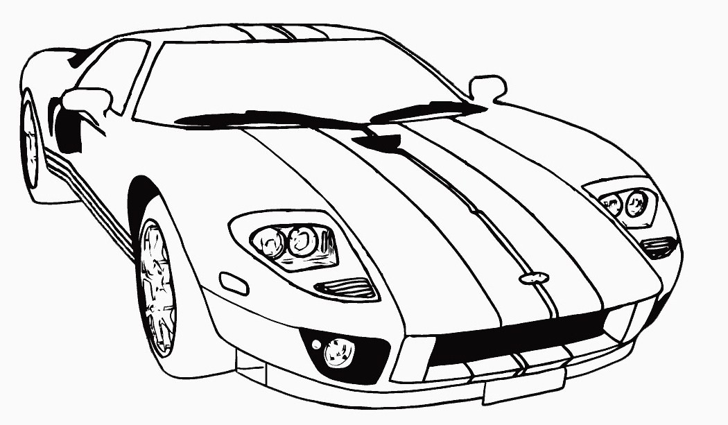 - Race Car Coloring Pages 360ColoringPages