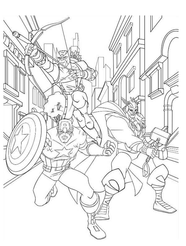 printable avengers coloring page marvel avengers coloring pages printable