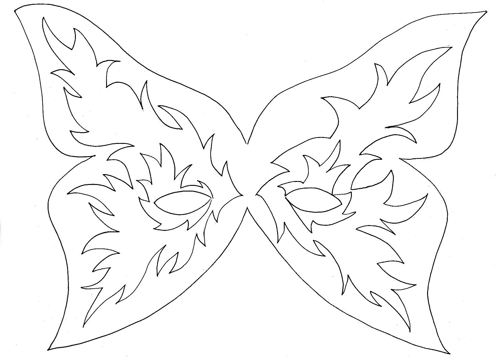 Mask Coloring Picture
