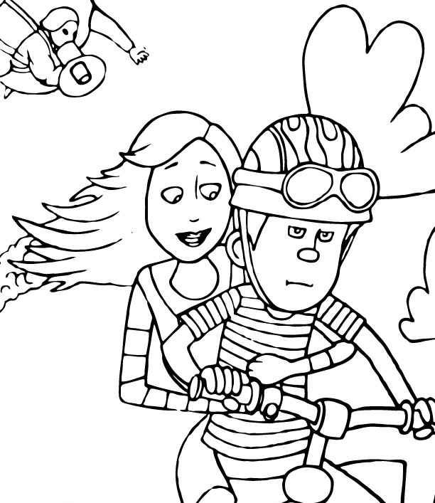 The Lorax Coloring Sheet Free