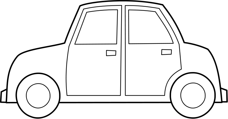 Car Coloring Pages | 360ColoringPages