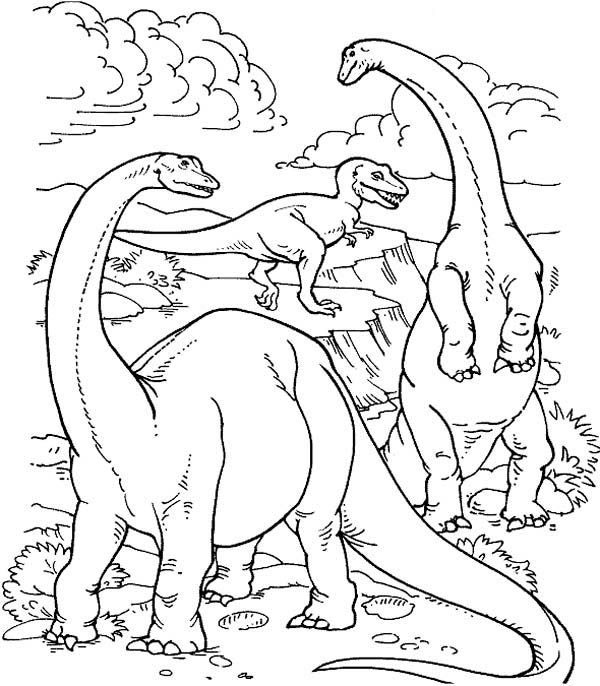 dinosaur coloring page dinosaur coloring pictures