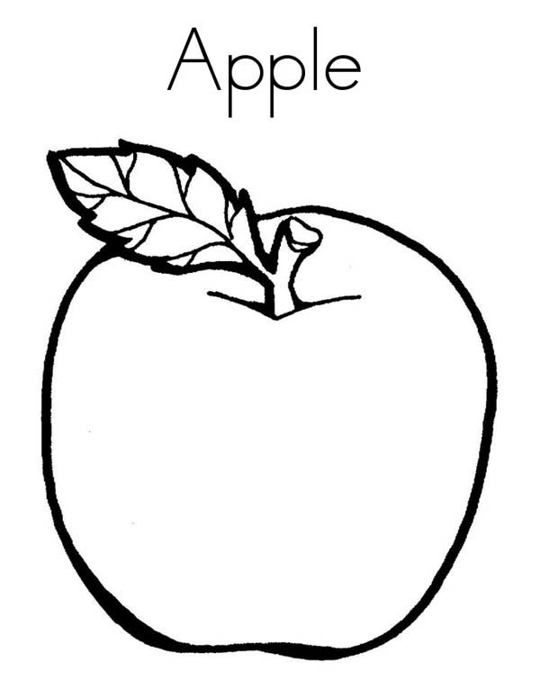 Apple Blossom Shopkins Coloring Page