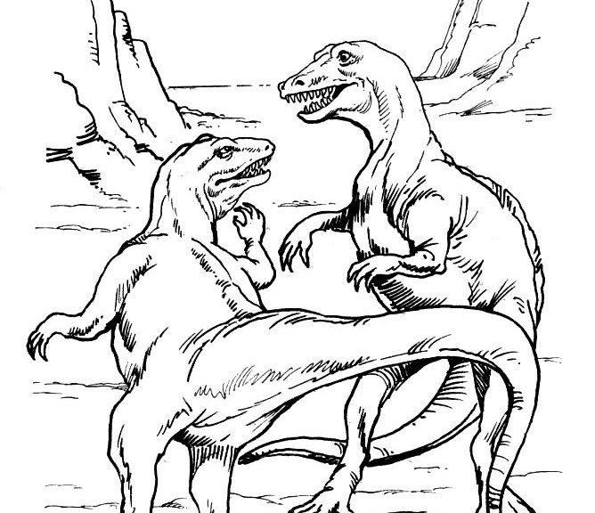 tyrannosaurus rex coloring pages - t rex coloring pages 360coloringpages